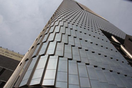 南京主城绿地规划结构